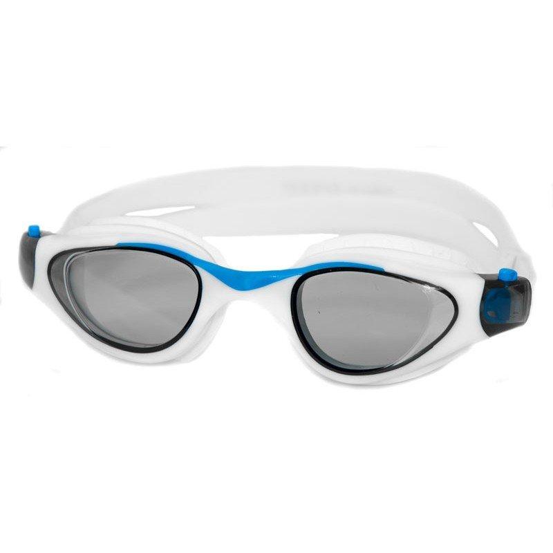Bílé dětské chlapecké nebo dívčí plavecké brýle Maori, Aqua-Speed