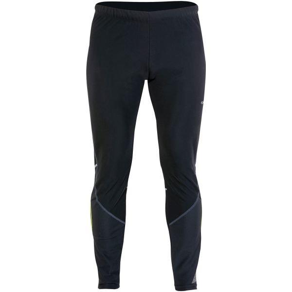 Černé pánské kalhoty na běžky Axis
