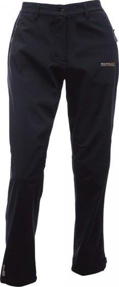 Černé dámské kalhoty Regatta
