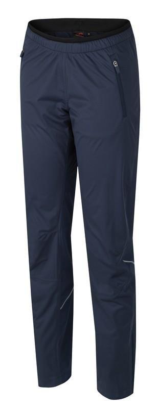 Modré dámské lyžařské kalhoty Hannah - velikost 34