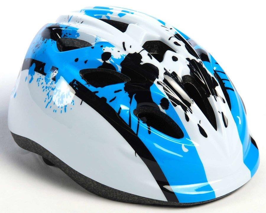 Cyklistická helma - VOLARE - Dětská přilba - modrá