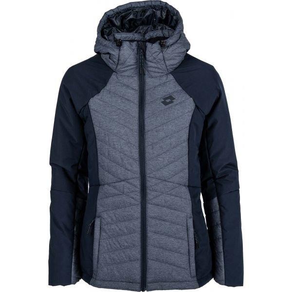 Modrá zimní dámská bunda Lotto - velikost XS