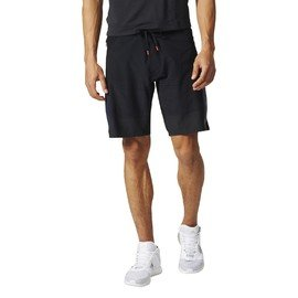 Černé pánské kraťasy Adidas - velikost 58