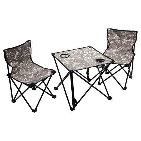 Kempingová sada nábytku - Kempingový set dětský /stůl + 2x židle/ AT-DIGITAL