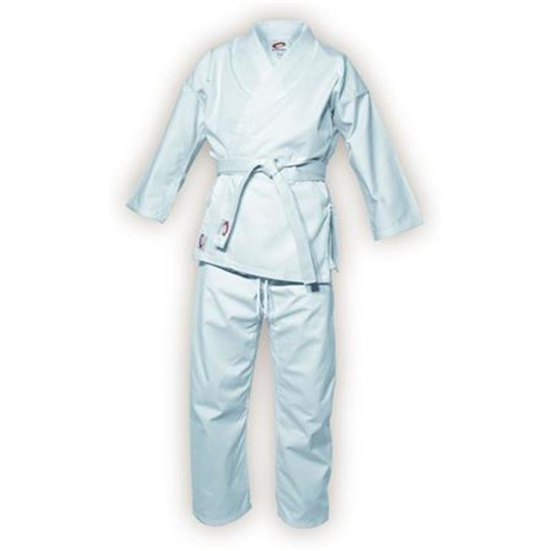 Bílé kimono na karate Spokey - velikost 190
