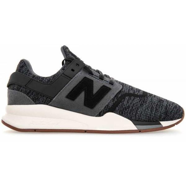 Šedé pánské tenisky New Balance