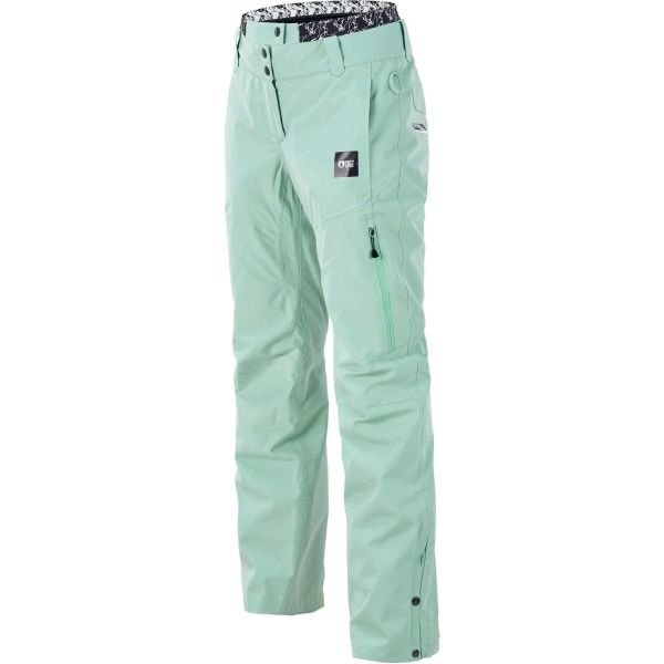 Zelené zimní dámské kalhoty Picture