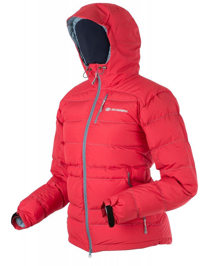 Červená dámská bunda Sir Joseph - velikost L