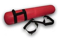 Červený posilovací vak Strong, Aquahit - 30 kg