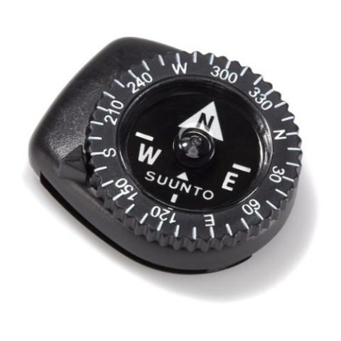 Kompas - Kompas SUUNTO CLIPPER ČERNÝ