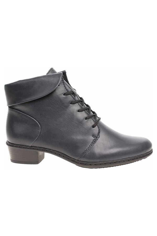 Rieker dámská kotníková obuv Y0711-14 blau velikost 39