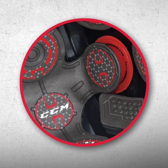Hokejová helma - CCM Resistance modrá L