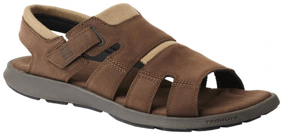 Hnědé pánské sandály Columbia - velikost 45 EU