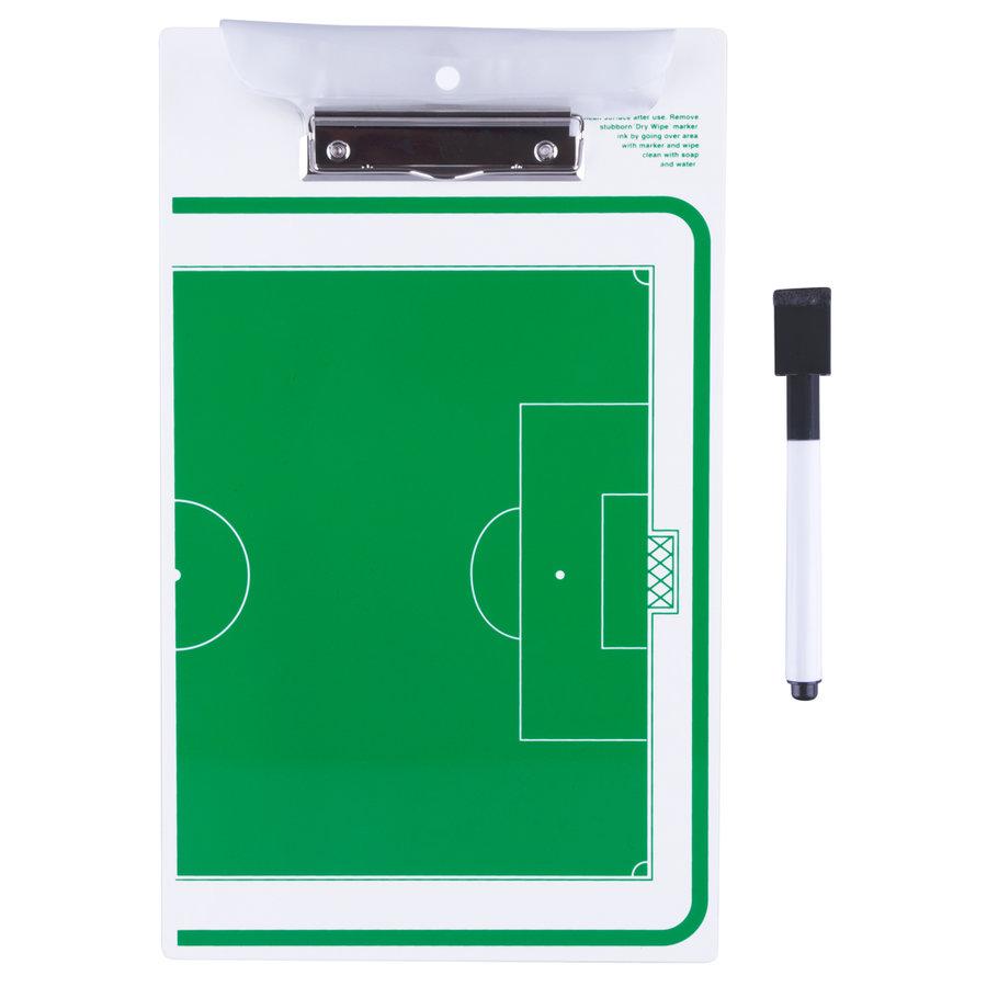 Fotbalová trenérská tabule SC71, inSPORTline - délka 40 cm a šířka 24 cm