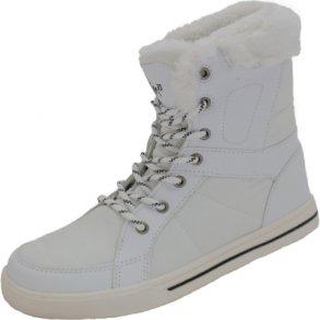 Bílé dámské zimní boty Sam 73 - velikost 38 EU