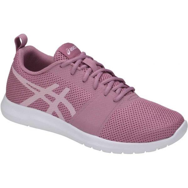 Růžové dámské běžecké boty Asics - velikost 38 EU