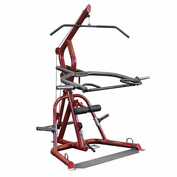 Posilovací lavice Leverage Gym GLGS100, Body Solid