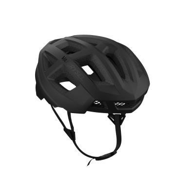 Černá cyklistická helma B'TWIN - velikost L