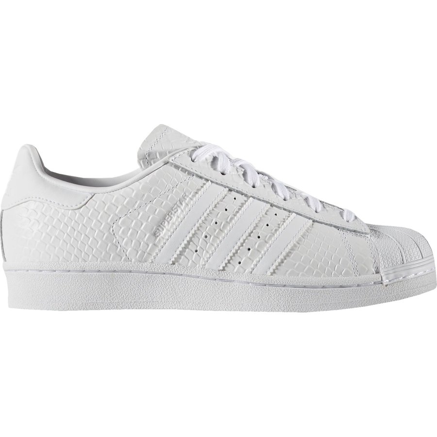 Bílé dámské tenisky Superstar, Adidas - velikost 38,5 EU