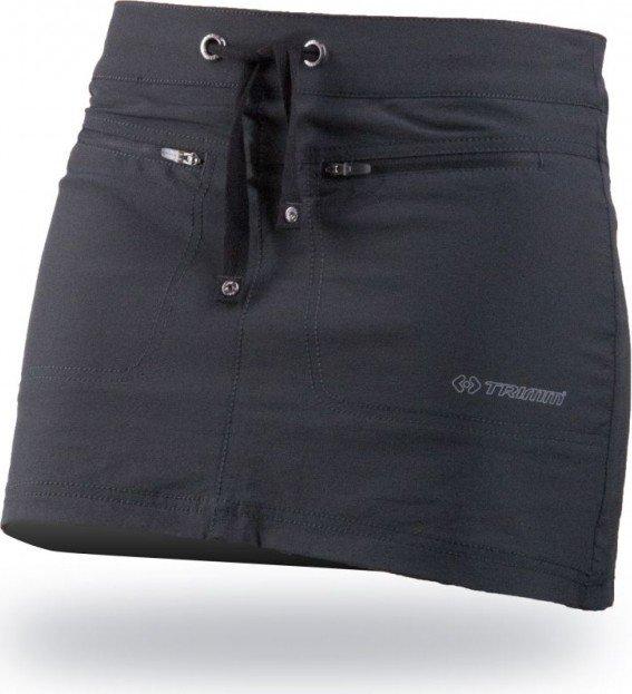 Černá dámská sukně Trimm - velikost S