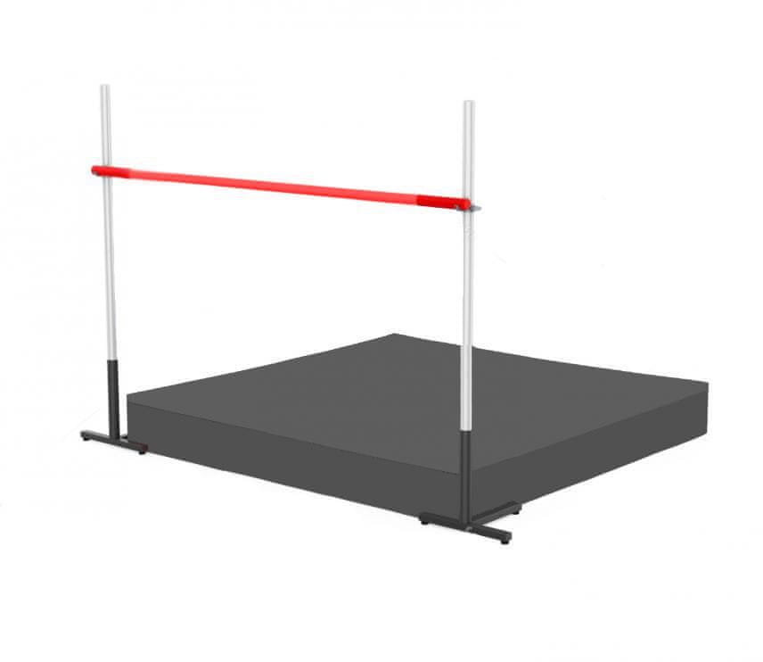 Laťka pro skok vysoký Sedco - průměr 3 cm a délka 4 m