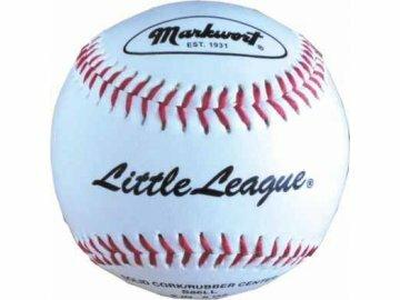 Bílý syntetický baseballový míček Köck Sport