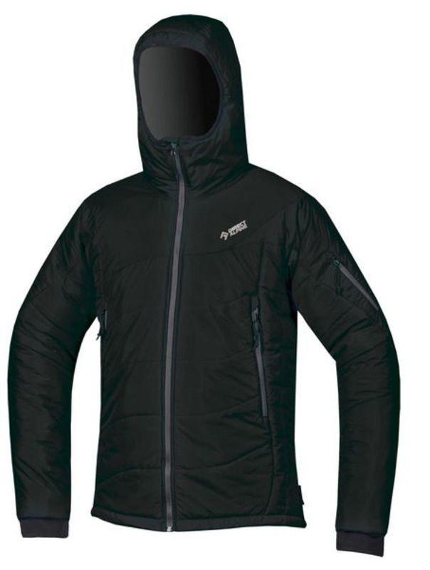 Černá zimní pánská bunda na běžky Direct Alpine - velikost S