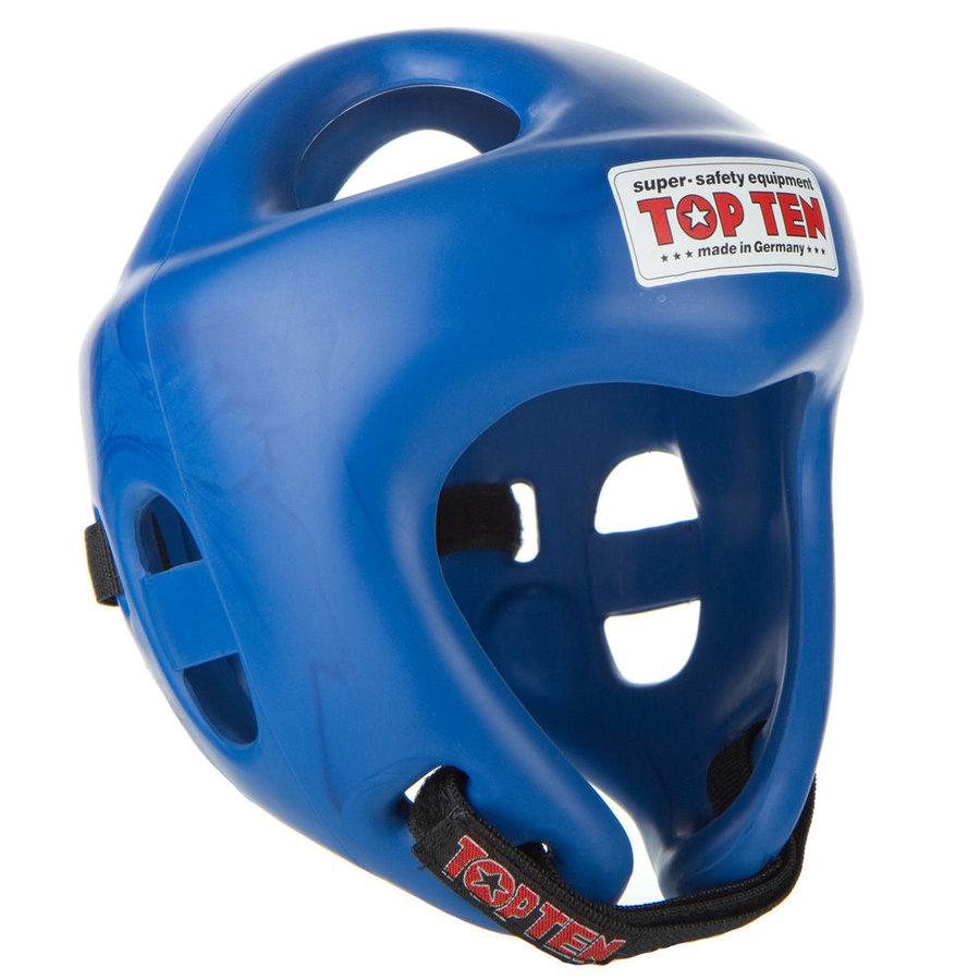 Modrá boxerská přilba Top Ten
