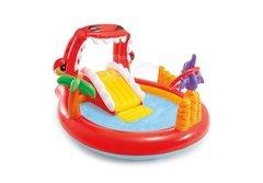 Dětský nafukovací bazén INTEX - délka 196 cm, šířka 170 cm a výška 107 cm