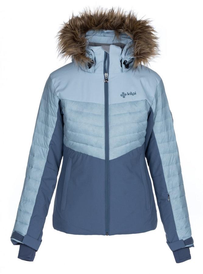 Modrá dámská lyžařská bunda Kilpi