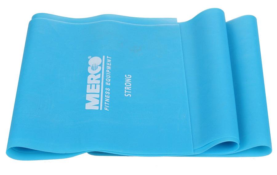 Posilovací guma - Merco Aerobic Band posilovací guma modrá