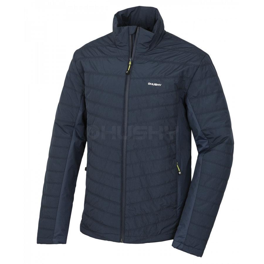 Modrá pánská bunda Husky - velikost L
