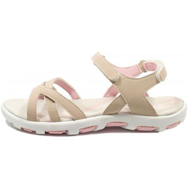 Béžové dívčí sandály Acer