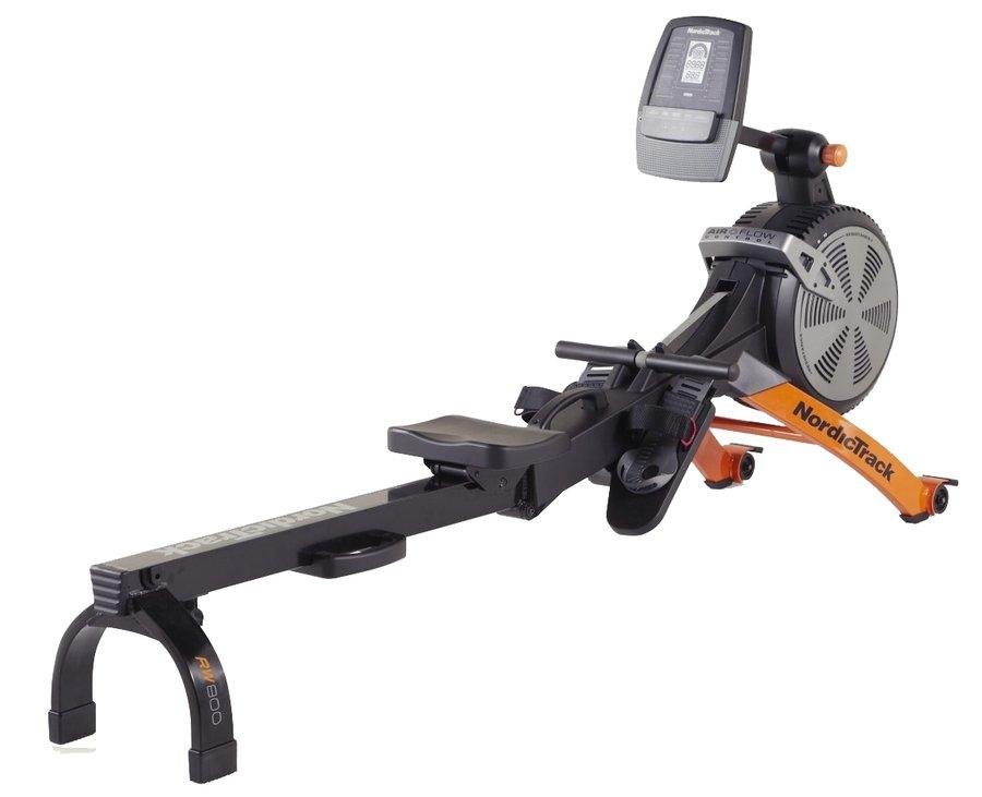 Veslovací trenažér RX800, NordicTrack - nosnost 130 kg