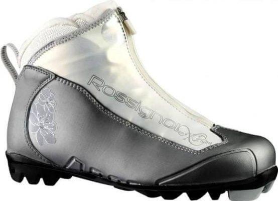 Šedé dámské boty na běžky Rossignol