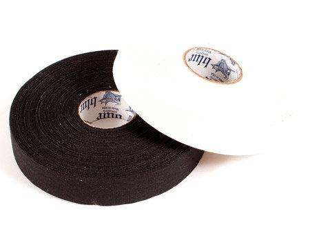 Bílá hokejová páska na čepel Blue Sports - délka 25 m