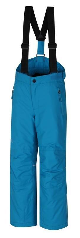 Modré dětské lyžařské kalhoty Hannah - velikost 140