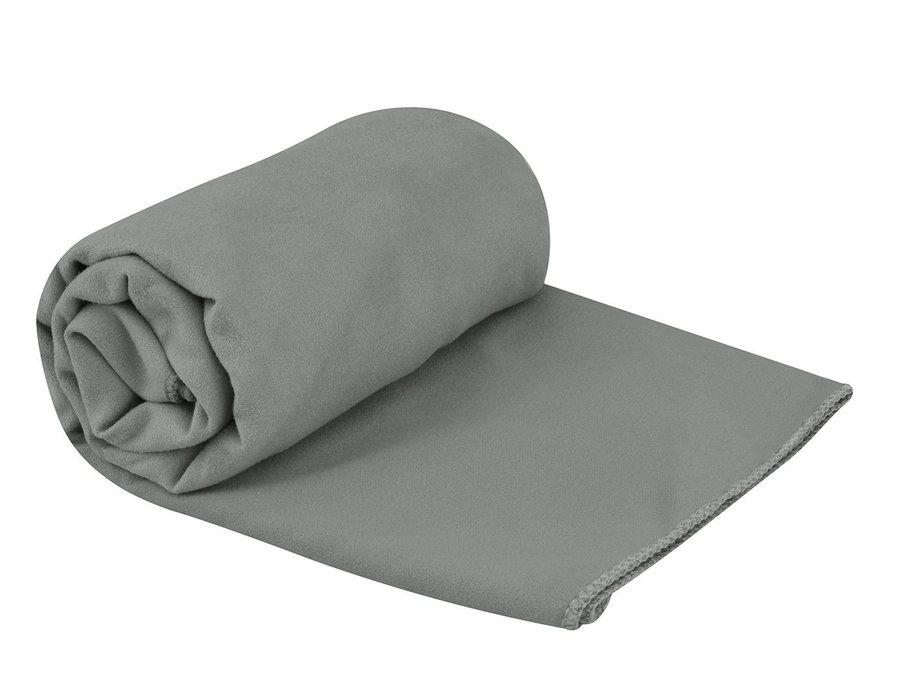 Ručník - Ručník Sea to Summit Drylite Towel M Barva: šedá