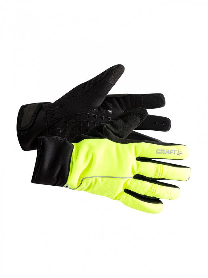 Zimní dámské cyklistické rukavice Craft