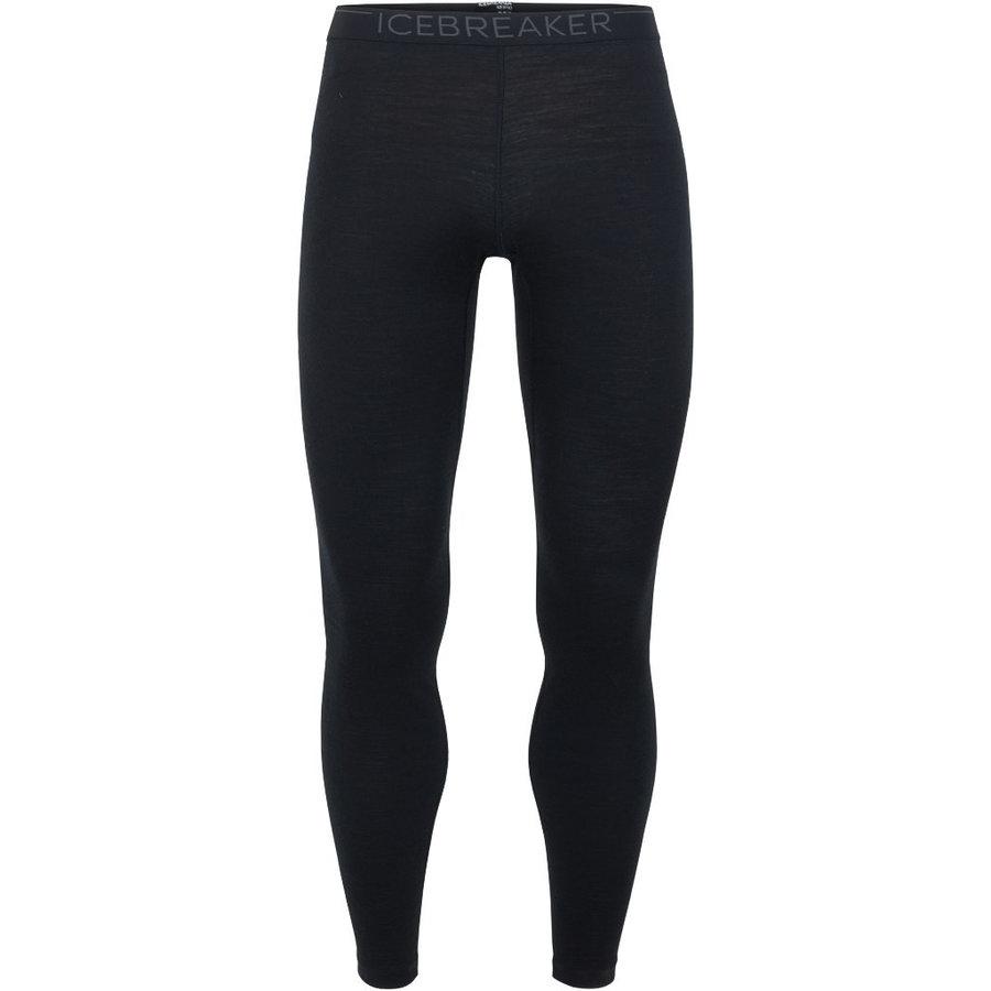 Černé pánské funkční kalhoty Icebreaker - velikost XXL