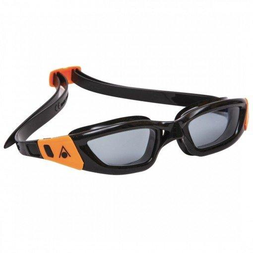 Černo-oranžové dětské chlapecké nebo dívčí plavecké brýle KAMELEON JUNIOR, Aqua Sphere
