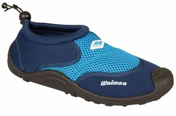 Modré dětské boty do vody Waimea - velikost 31 EU