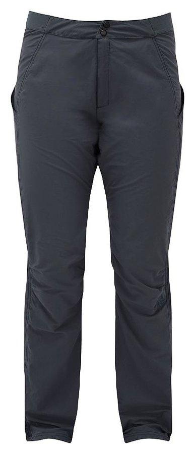 Šedé dámské turistické kalhoty Mountain Equipment - velikost M
