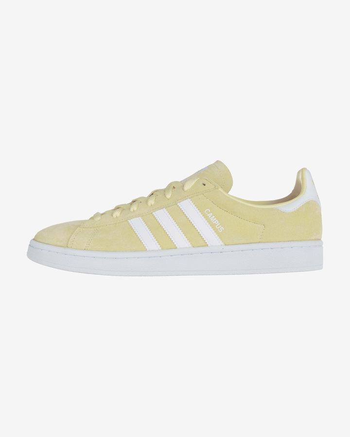 Žluté pánské tenisky Adidas - velikost 43 1/3 EU