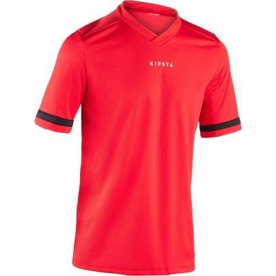 Červený pánský ragbyový dres R100, Offload - velikost XL