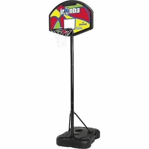 Basketbalový koš - Basketbalový koš NBA JUNIOR PORTABLE Spalding