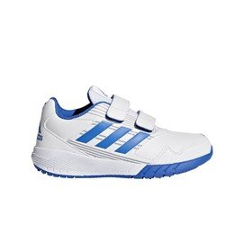 Bílé dětské chlapecké tenisky Adidas