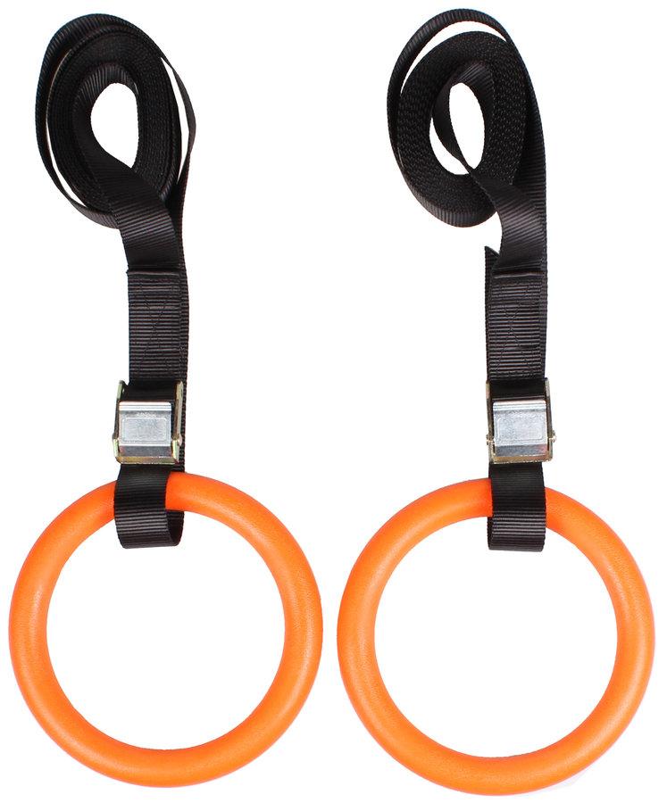 Gymnastický kruh - LiveUp LS3675 gymnastické kruhy