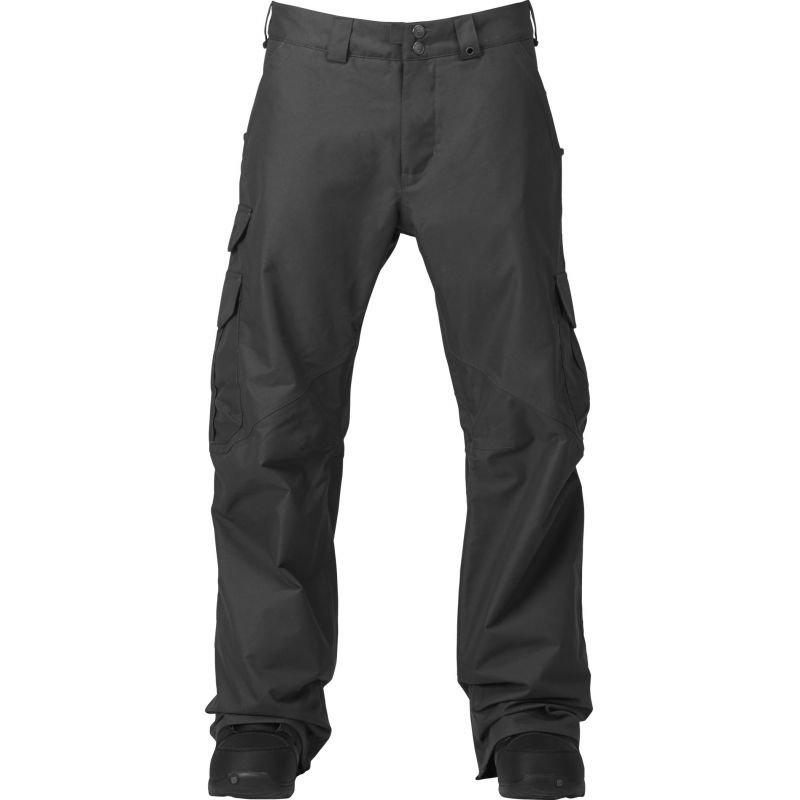 Černé pánské snowboardové kalhoty Burton - velikost M
