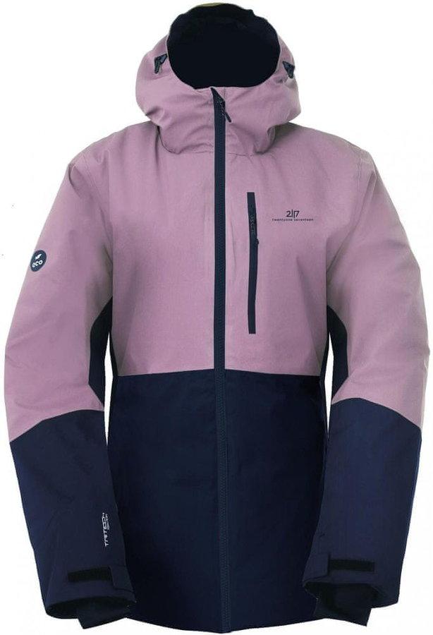 Růžová dámská lyžařská bunda 2117 of Sweden